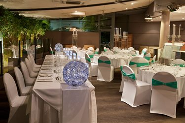 Perth Esplanade River Suites wedding receptions