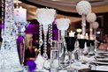 Wedding Decorations Bling Centrepieces
