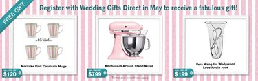 Wedding Gifts & Gift Registries Sydney