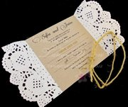 Wedding Invitations Geelong / Great Ocean Rd Invitations by Tango Design