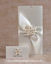 Melbourne Black Tie Wedding Invitations wedding invites wedding Stationary