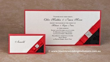 Melbourne wedding Stationary