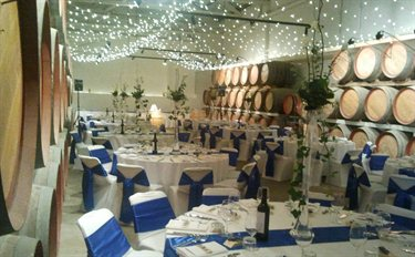 Adelaide Rosemount Estate wedding receptions