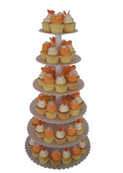 Wedding Cakes Brisbane The Cupcake Parlour