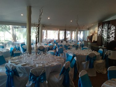 Gold Coast / Tweed Heads Ezy Events wedding embellishments