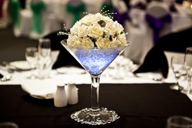 Ezy Events wedding centre pieces wedding embellishments