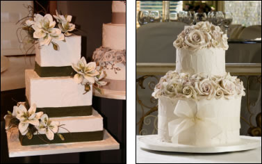 Melbourne House of Elegant Cakes wedding cupcakes
