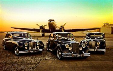 Vintage Wedding Car Hire Melbourne