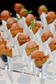 Melbourne Sails on the bay function centres wedding receptions