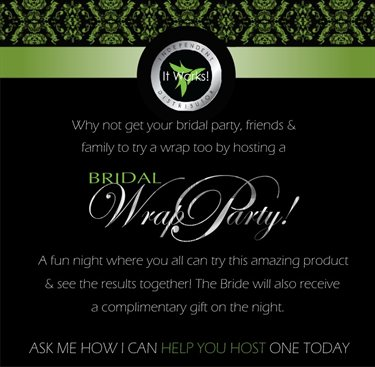 wrap it with nelle it works global carrum downs wedding pages