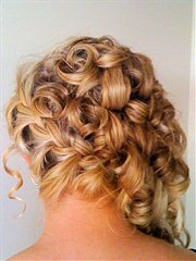 Perth Beautiful Hair 'n' MakeUp wedding hairstyles