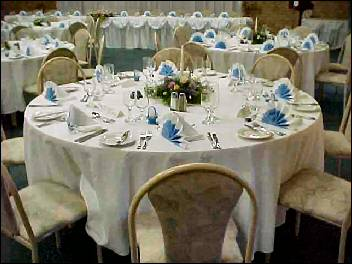 Perth Willow Pond Reception Centre wedding receptions