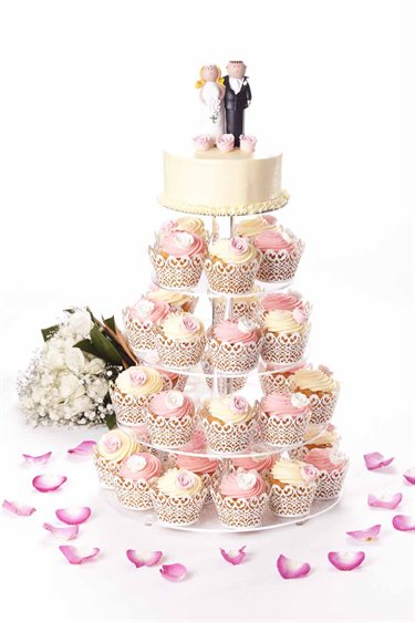 wedding cakes and cupcakes sydney the cupcake bakery sydney wedding pages australia 23792