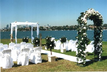bridal arches wedding pages australia