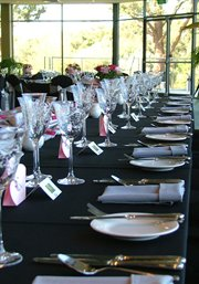 Sydney wedding receptions