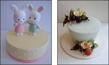 Sydney Faye Cahill Cake Design wedding Bakers