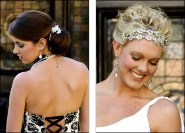 Sydney April Waller Hair & Make-up wedding hairstyles