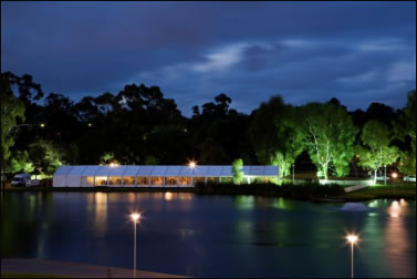 Adelaide Renniks Events wedding marquee