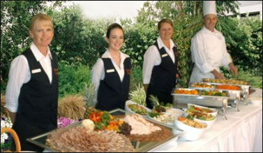 Perth Prestige Catering and Event Hire wedding finger food