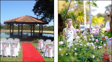 Perth Rosehill Lodge & Padbury Stables wedding receptions