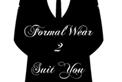 Formal Wear Formal Wear 2 Suit U